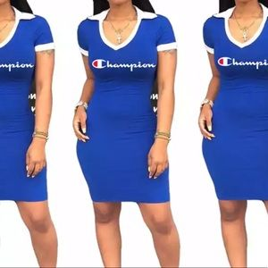 Dresses & Skirts - Champion Logo Dress